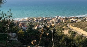 Land for Sale Fidar ( Halat ) Jbeil Area 1035Sqm