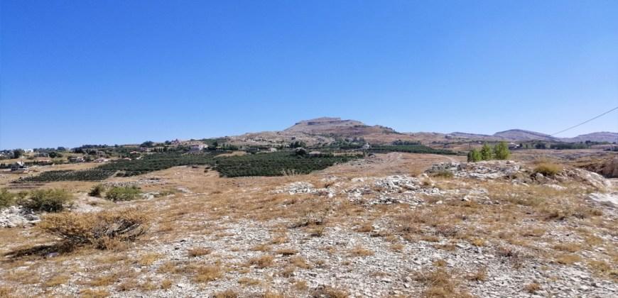 Land for Sale Mayfouq ( Laqlouq ) Jbeil Area 2576Sqm