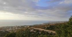 Land for Sale Fidar ( Halat ) Jbeil Area 560Sqm