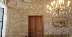 Old House for Sale Kharbeh Jbeil Housing Area 470Sqm and 2 Old Cellars Land Area 1205Sqm