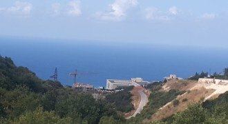 Land for Sale Ijdabra Batroun Area 1008Sqm