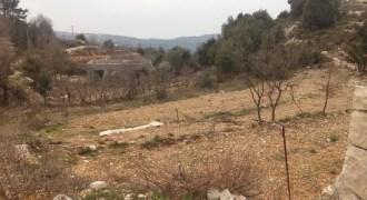 Land for Sale Lehfed Jbeil Area 2400Sqm