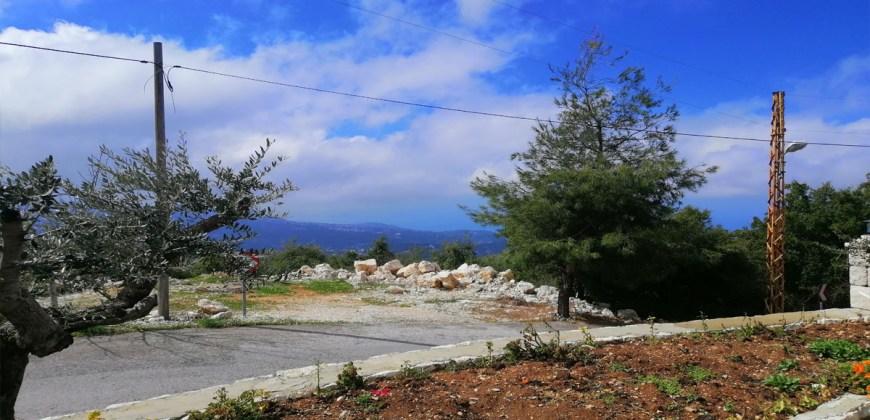 Villa for Sale Aannaya – Kfar Baal Jbeil Housing Area 400Sqm The Area of the Land 1050Sqm