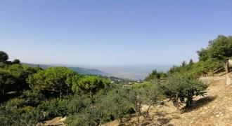 Land for Sale Kfour Kesserwan Area 4689Sqm