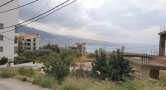 Land for Sale Adma Kesserwan Area 1072Sqm