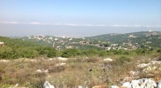 Land for Sale Ras Osta Jbeil Area 18235Sqm