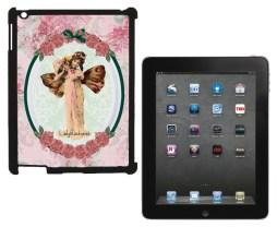 Carcasa iPad Ladyblackness In Time Spring-Summer 2014