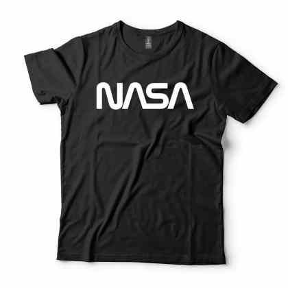 NASA Graphic Printed Soft Cotton T-Shirt