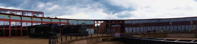 Roundhouse panorama