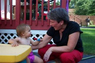 Grandma and Matilda