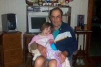Matilda and Great Grandpa