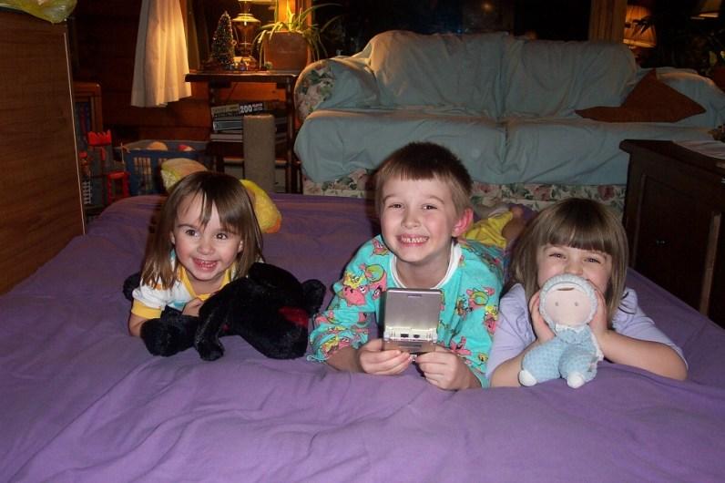 Matilda, Paxton and Sara