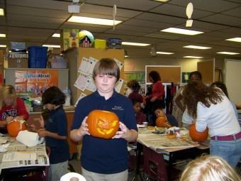 Pumpkin caper