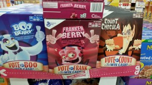 Cereal Election