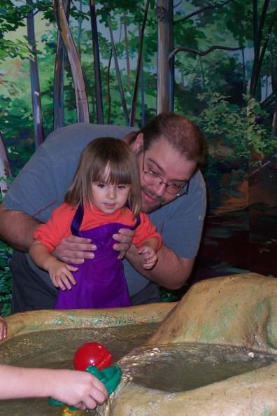 Dad and Matilda 2004