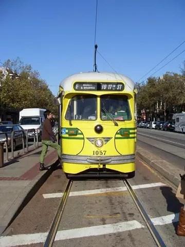 F-line San Francisco