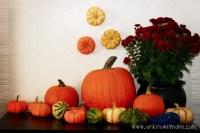 Bringing Autumn Indoors - By Claudya