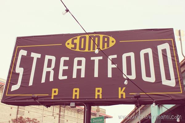 SOMA Streat Food Park in San Francisco