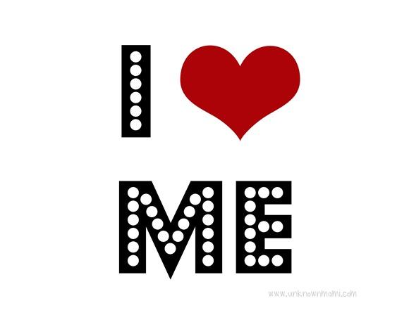 I-♥-Me-free-printable