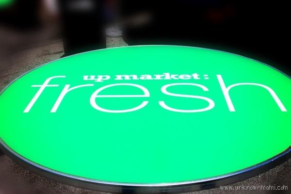 Up Market: Fresh Experience