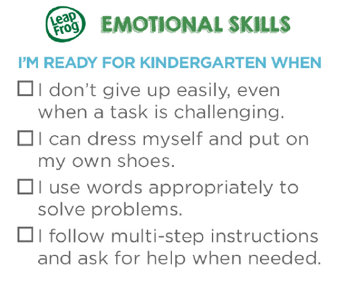 How to know if your child is emotionally ready for kindergarten