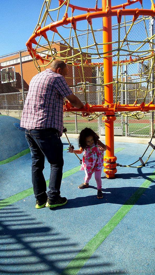 Fun at Duboce Park
