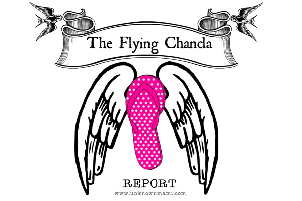 The Flying Chancla Report