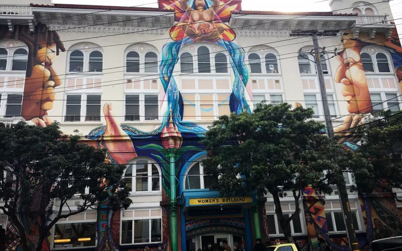 Women's Building in San Francisco (Sundays In My City)