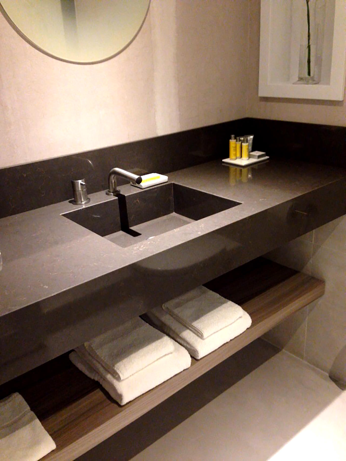 black stainless steel kitchen square table marriott hotel - bycocoon