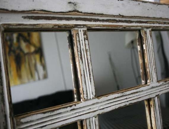 Detalle ventana espejo | By Cousiñas