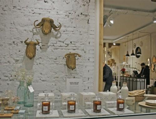 El Moderno, concept store Madrid