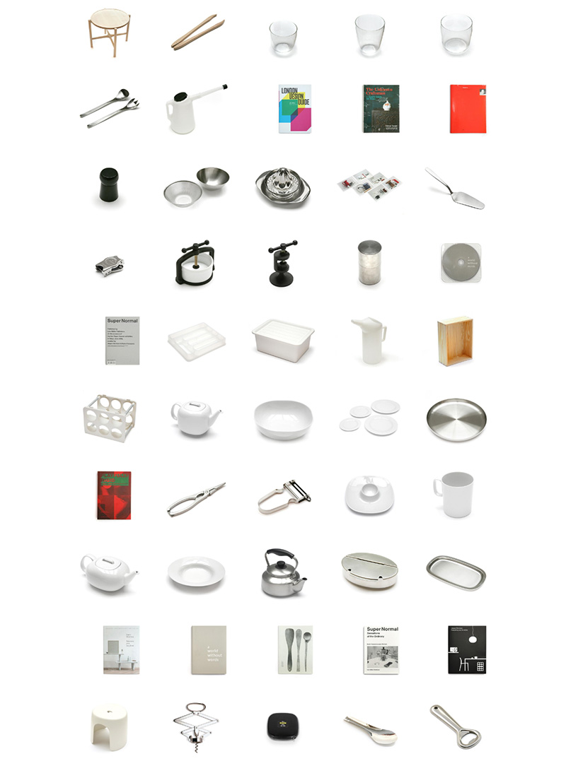 Jasper Morrison, diseño