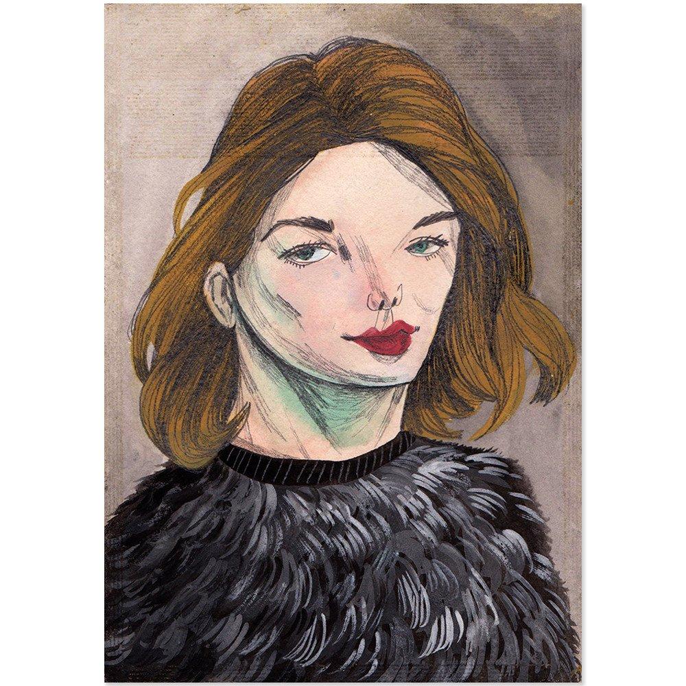 María Herreros, ilustración Sofía Coppola