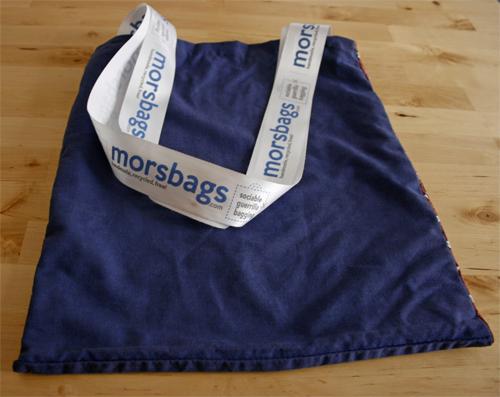 Morsbags, bagging de guerrilla