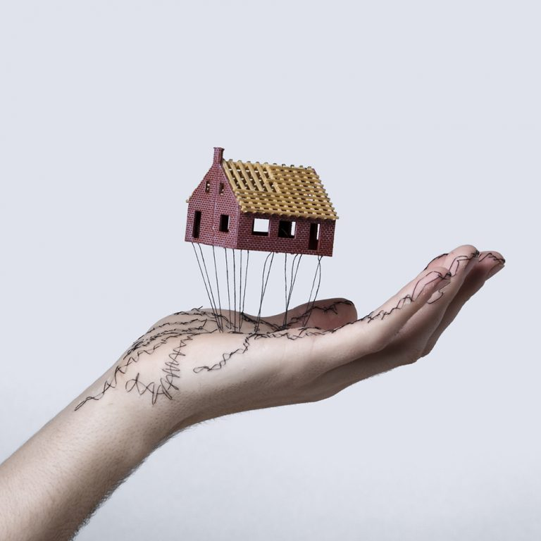 David Catá, fotografía, costura y creatividad