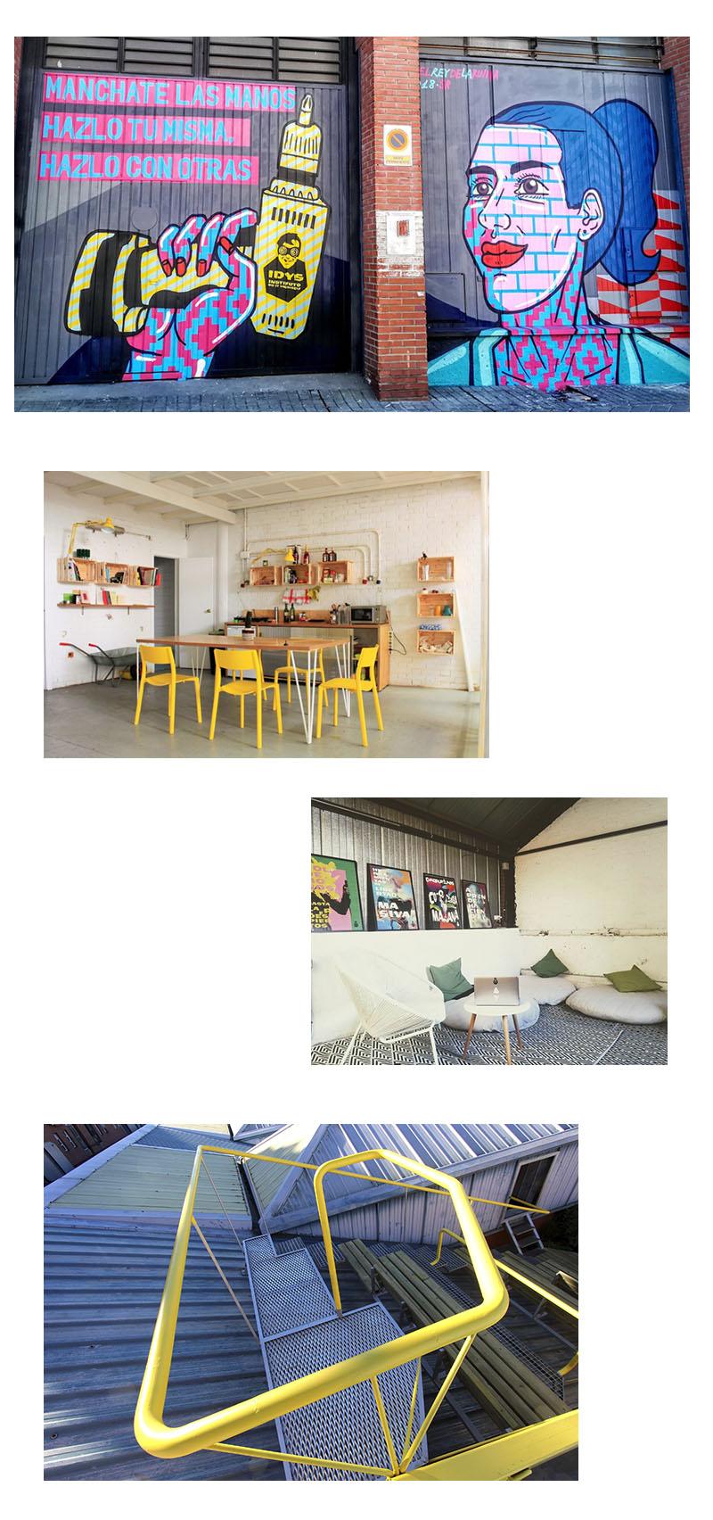 Instituto Do It Yourself Madrid, espacio de creación y experimentación ciudadana