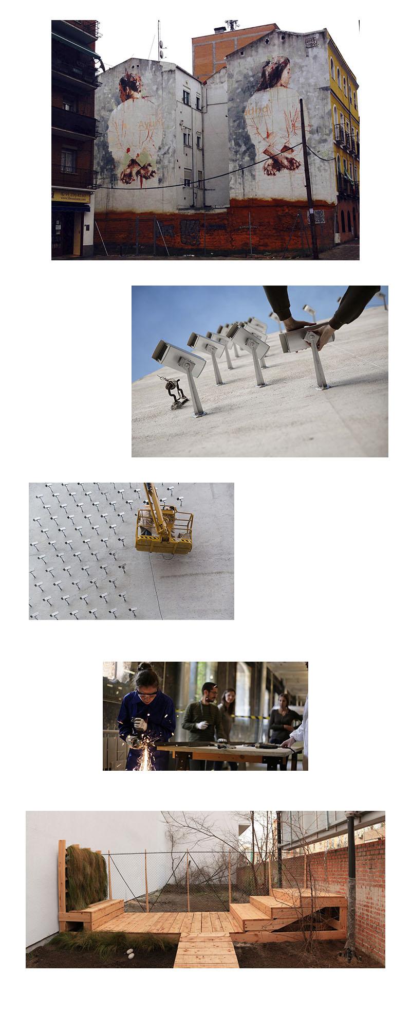 Intermediae Madrid, espacio de creación y experimentación ciudadana