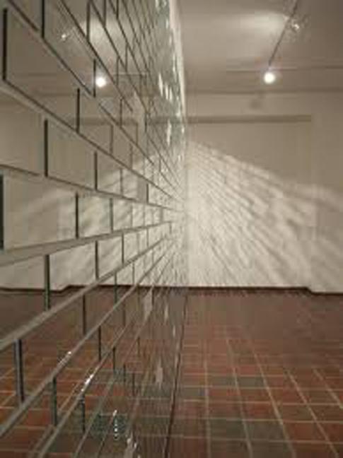 muro de espejos  DANIELADEMARCO