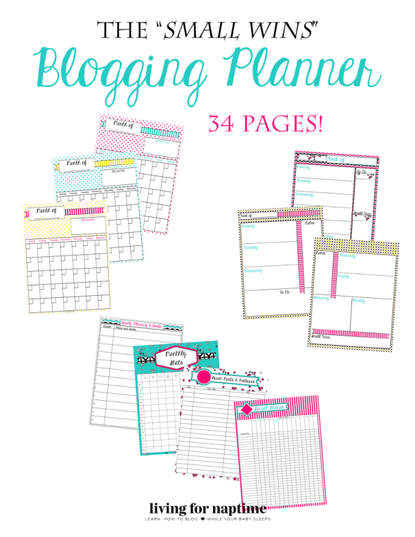 10 Awesome Organizational Printables | www.dawnnicoledesigns.com