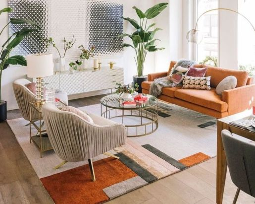 GET THE LOOK: West Elm Living Room For Less