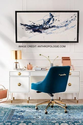 anthropologie home office