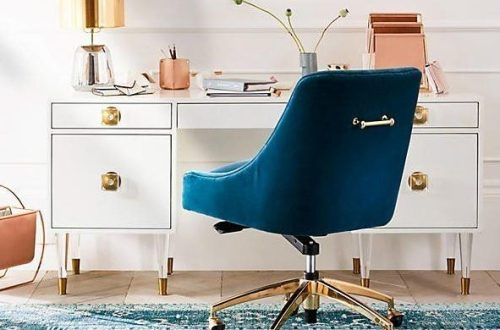 Anthropologie Home Office (inspiration photo)