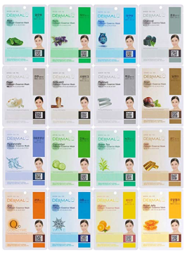 facial sheet masks which I bought from amazon