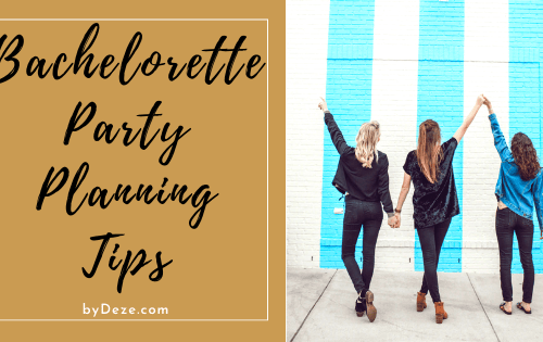 header bachelorette party planning tips