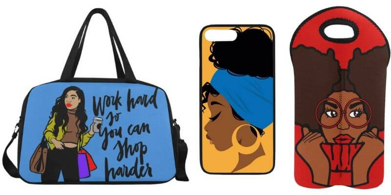 black owned novelty shop novelty items