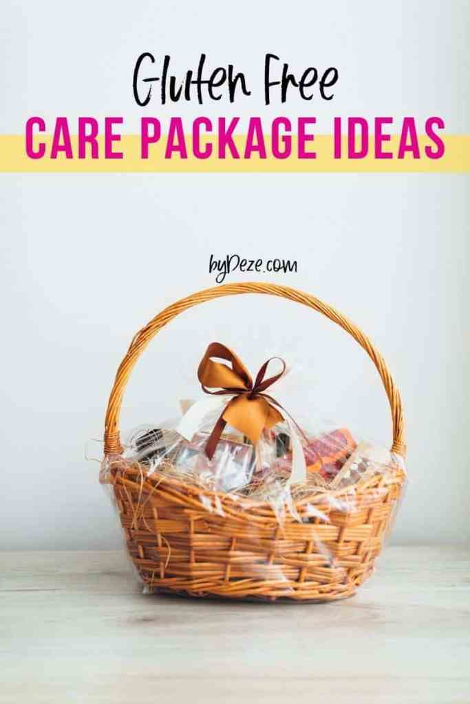 gluten free care packages