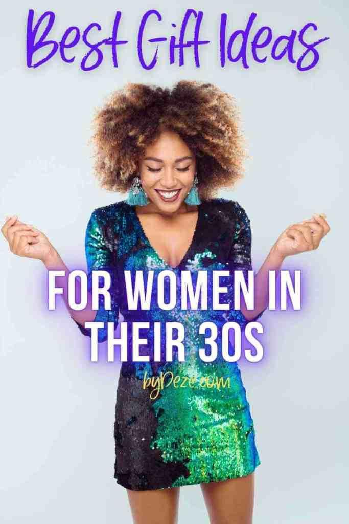 gift ideas for women over 30