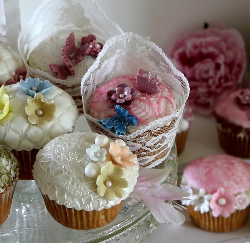cupcakes festlige