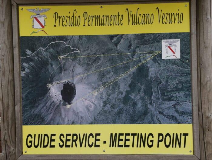 vesuv vulkan, pompei, amalfikysten rejseguide