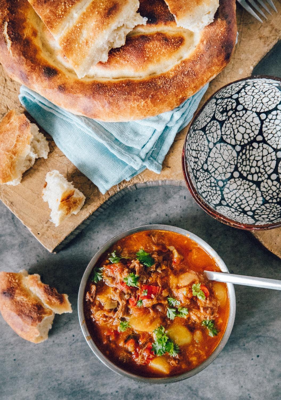 armensk matnakash brød, madbrød opskrift, naanbrød